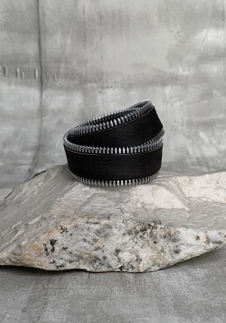 Coralie Hepburn Leather Cuff