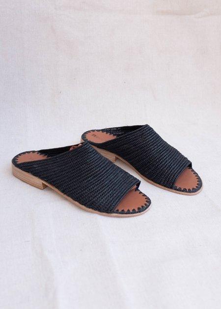 Catrinka Open-toe Slide
