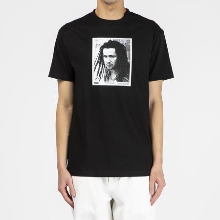 Pleasures x True Romance Drexel T shirt - Black
