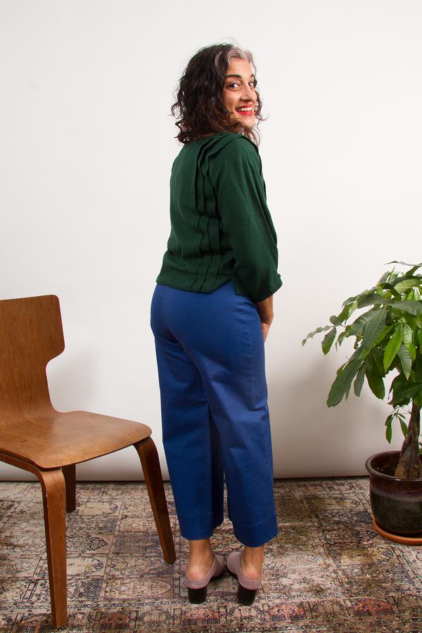 Bhoomki A-Line Pant