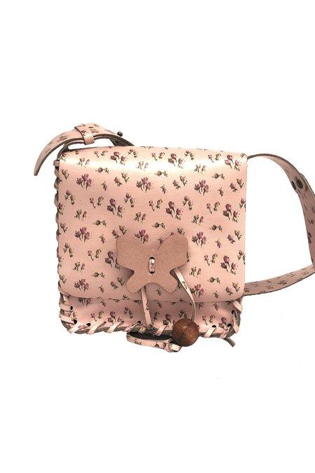 Anna Sui Lauren Crossbody - Rosebud Leather