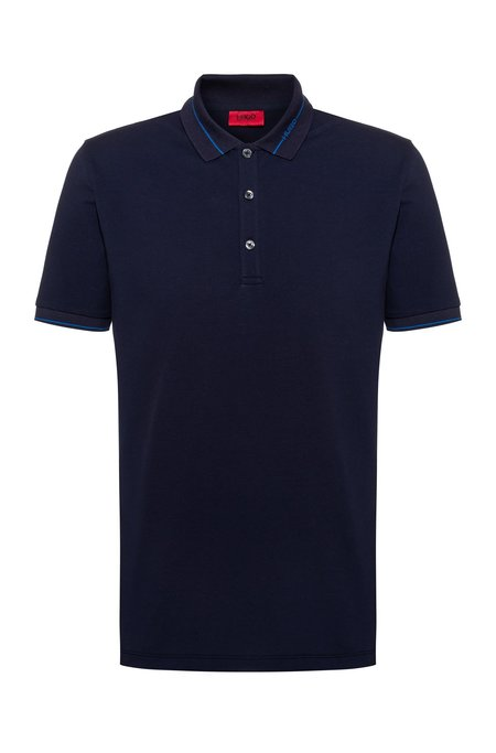 Hugo Boss Hugo Demoso 202 Polo Shirt Navy