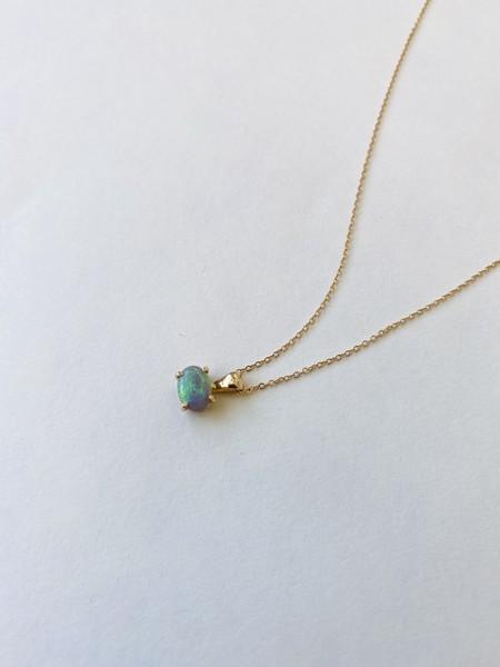 Kindred Row Australian Opal Necklace