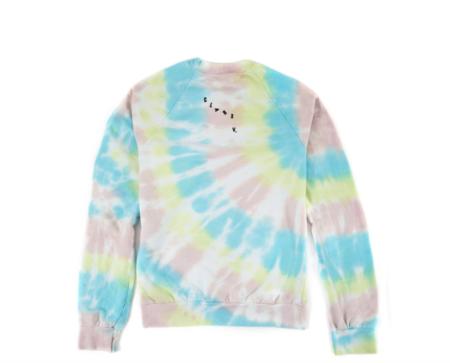 Clare V. Tie Dye Sweatshirt