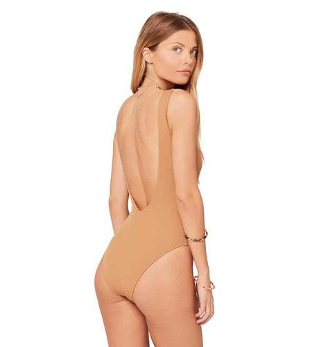L*Space Arizona One Piece - Camel