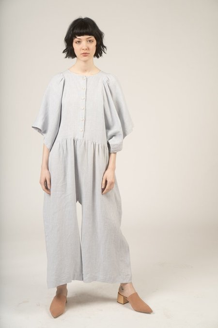 Ilana Kohn Eleanor jumpsuit - cloud linen