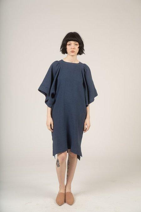 Ilana Kohn Iona dress - dark linen
