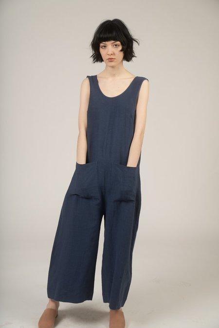 Ilana Kohn Milo jumpsuit - dark linen