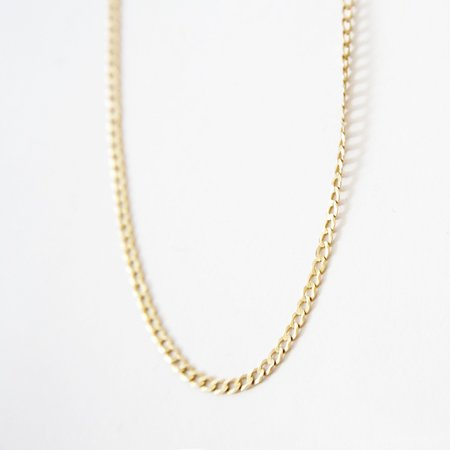 Looma Camila Chain - 14K Gold