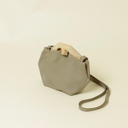 Eatable Of Many Orders Tin Bag Plus Hex in Grey