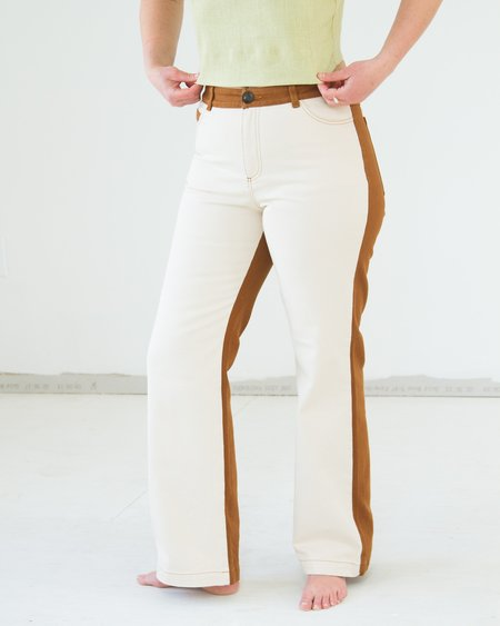 Paloma Wool Dax Pants - Tan