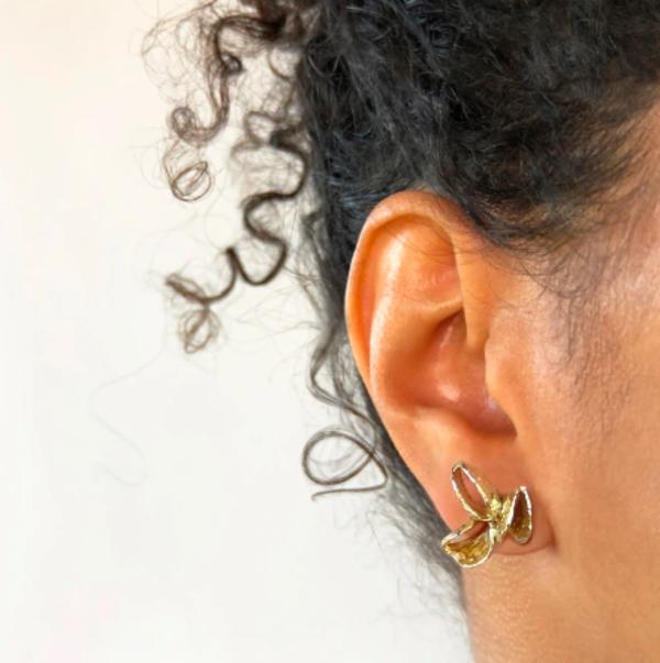 KIRSTEN MEUNSTER Banksia Pod Earrings