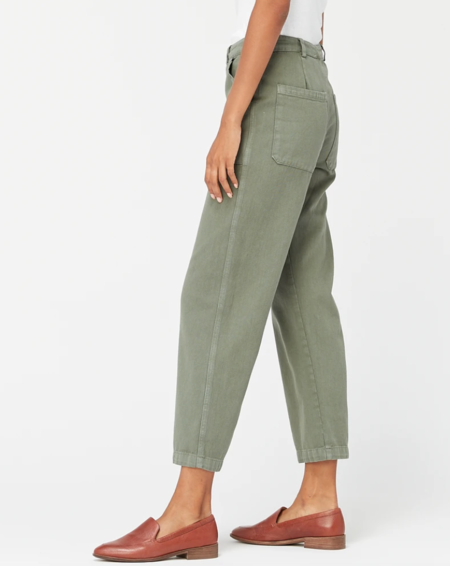 Lacausa Arlo Trousers - Seaweed