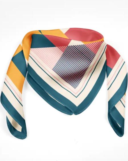 Buhlaixe deco scarf