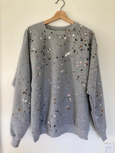 Unisex Kate Towers dottie sweatshirt