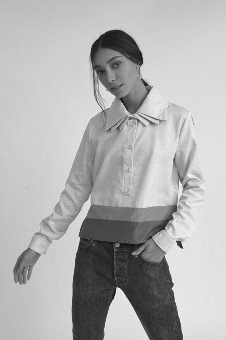 WYLDE Deila Colorblock Shirt