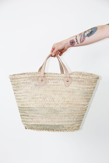 Socco Perth Large French Basket - Natural