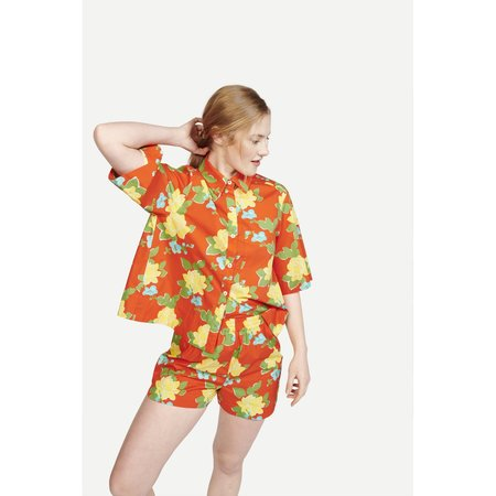 Whit Beau Shirt in Hermosa Floral