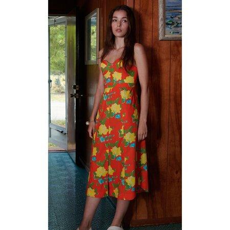 Whit Quinn Dress - Hermosa Floral
