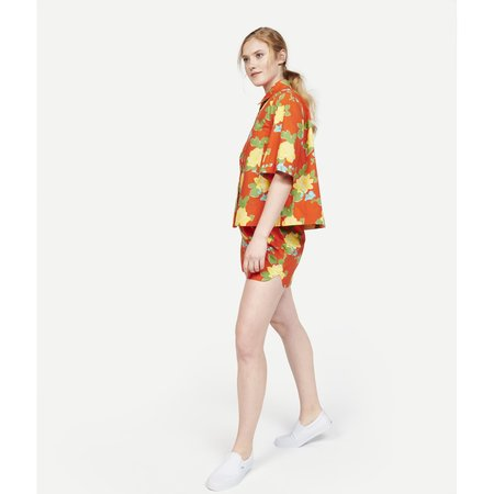 Whit Rocky Short - Hermosa Floral