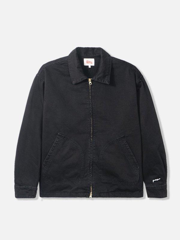 GENERAL ADMISSION Mechanics Jacket - Black