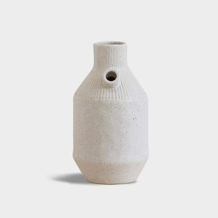 YOD AND CO SPOUTED CERAMIC VASE