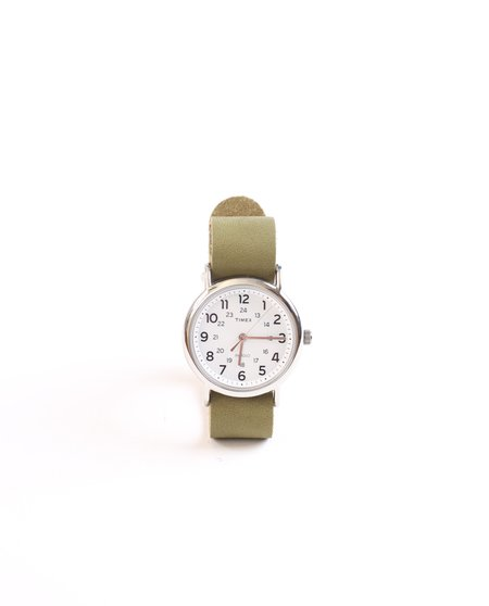 Foxtrot Supply Co. Simple Watch - Olive