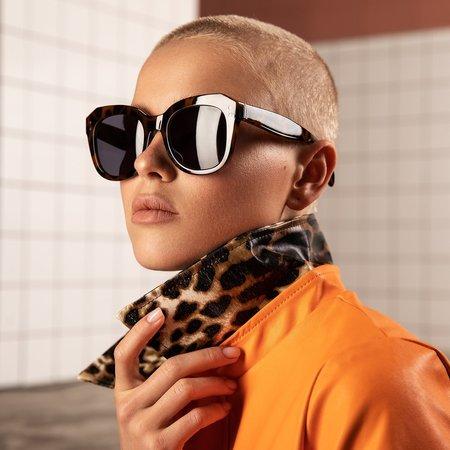 Freyrs Sweet Peach Sunglasses - Tortoise
