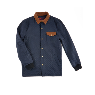 GENERAL ASSEMBLY - QUILTED BARN COAT