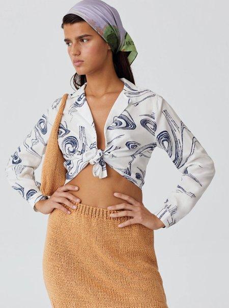 Paloma Wool Ola Shirt - twister