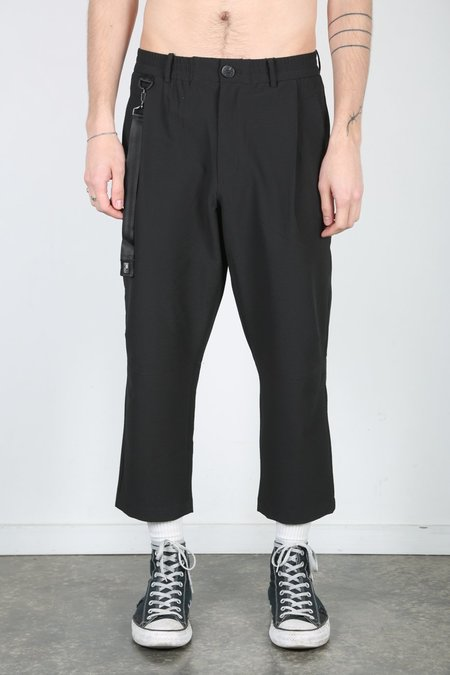IISE CROPPED PANT - Black