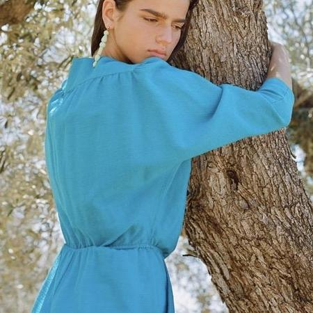 Paloma Wool Alexandria Jumpsuit - Cyan