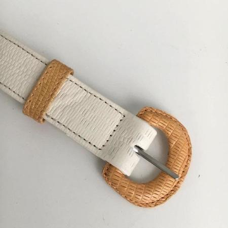 Paloma Wool Listo Belt - White