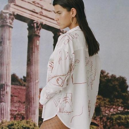 Paloma Wool Misa Shirt - Casa