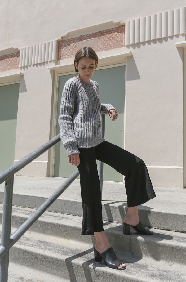 Rachel Comey Burdan Pant in Black