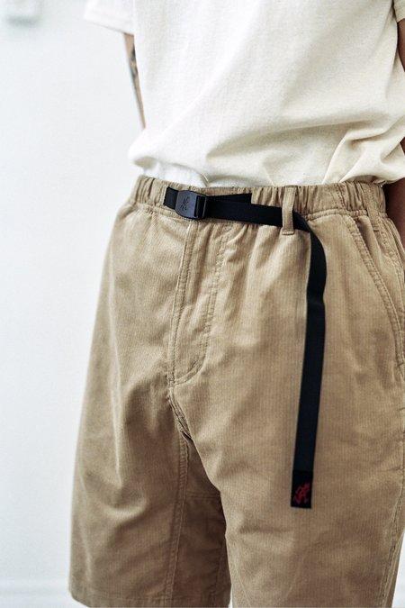 Gramicci Summer Corduroy ST-Shorts - Beige