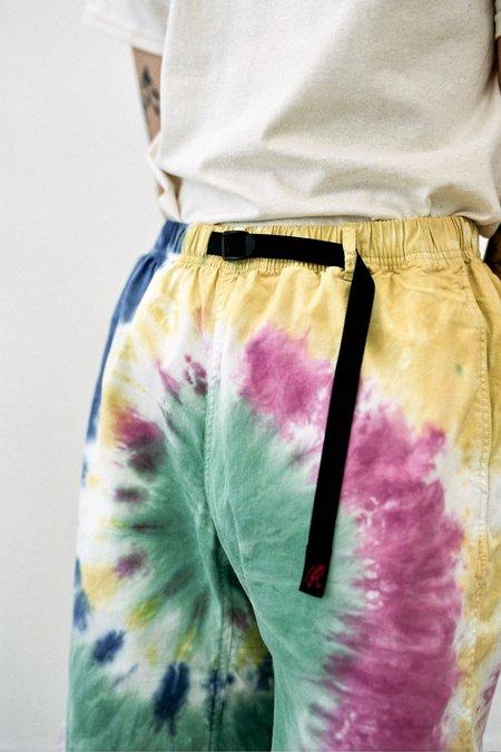 Gramicci Tie-Dye G-Shorts Stretch Twill - Rainbow