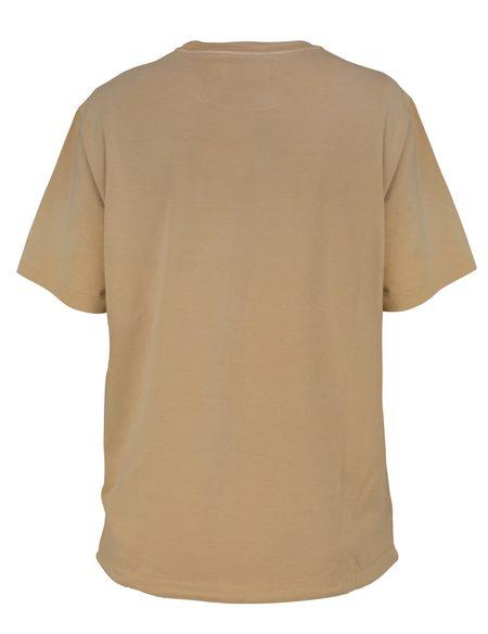 DANILO PAURA Mars t shirt - camel