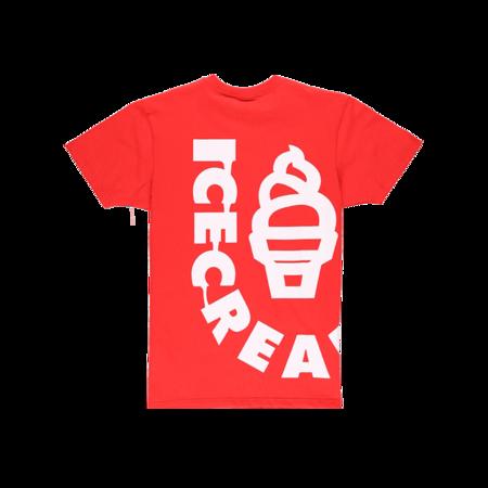 IceCream They Were Cones Tee - Red