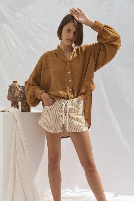All That Remains Edie Shirt - Chai