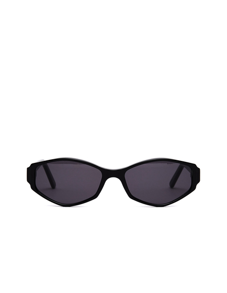Andy Wolf Black Moira Sunglasses - Black