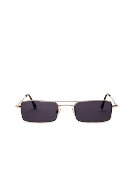 Andy Wolf Golden Milo Sunglasses - Golden