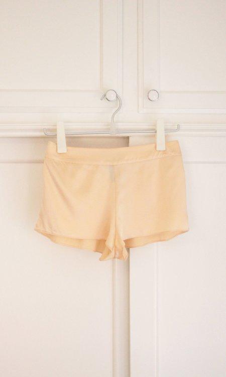 KENT under-apparel OH Organic Silk Shorts in Peach