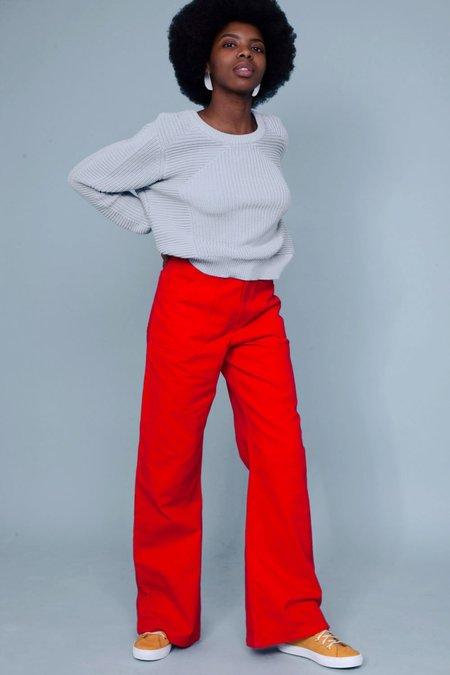 L.F.Markey Didion Trouser - Red