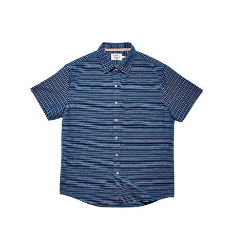 The Normal Brand Freshwater Short Sleeve - Blue