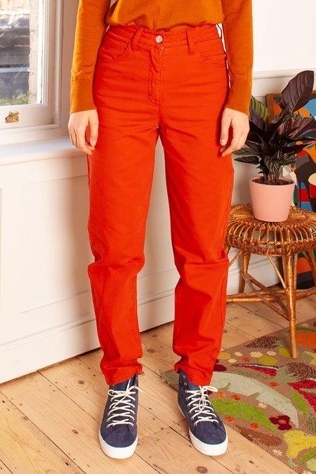 L.F. Markey Johnny Jeans - Vermillion
