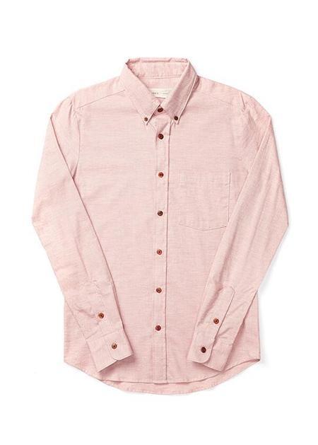 Atelier b. 1688m shirt - Pink