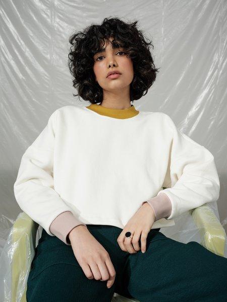 Odeyalo FLAMANT sweatshirt - Tricolor