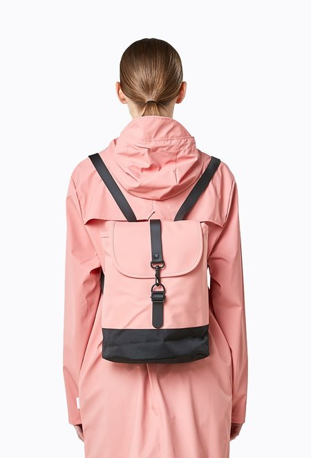 Rains Backpack - Coral