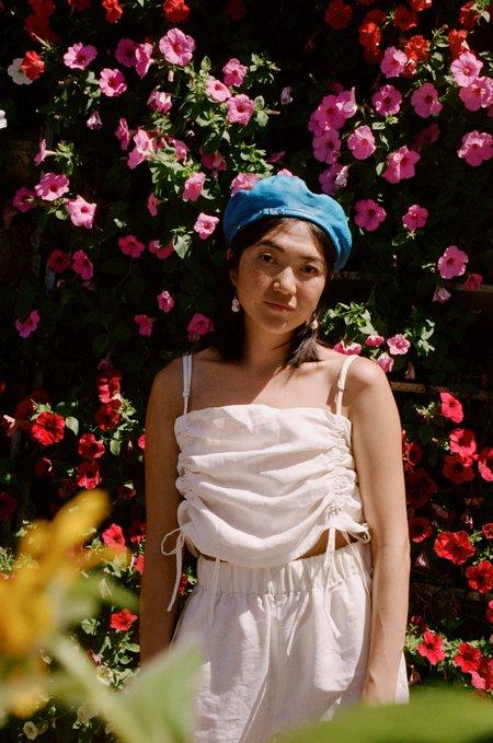 Mimi Holvast Lucy Top - Off White